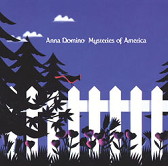 Mysteries of America / Colouring in the Edge [LTMCD 2410]