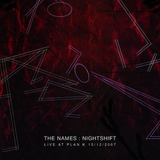 Nightshift: Live at Plan K [LTMDVD 2522]