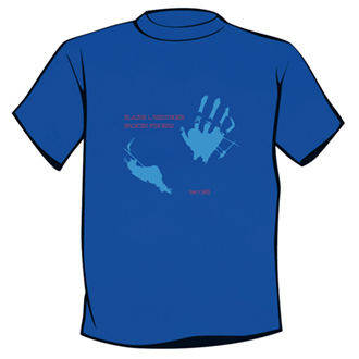 Broken Fingers t-shirt