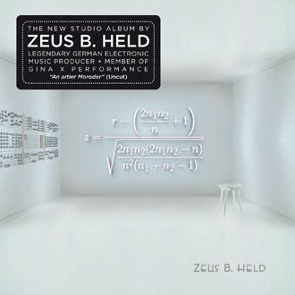 Logic of Coincidence [TWI 1166 CD] - Zeus B. Held