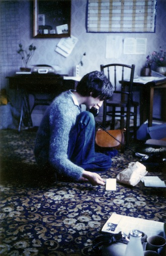 Vini Reilly / The Durutti Column - photo by Annik Honoré